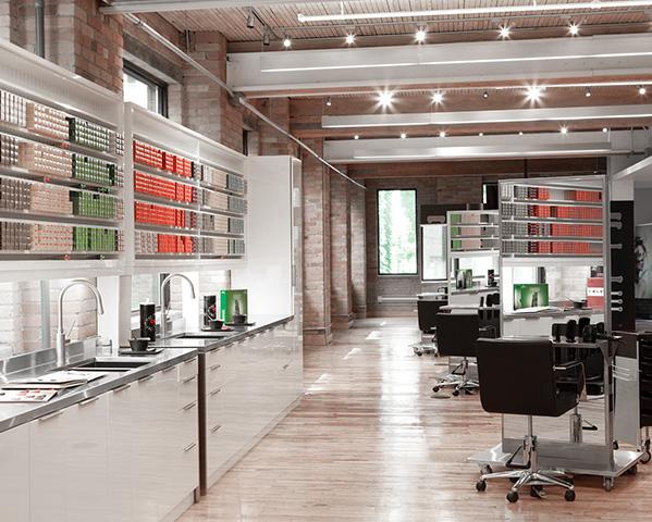 Schwarzkopf - Coiffeur und Hairstyling Lounge